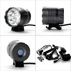 4 CREE XML T6 5200LM Front Head LED Bicycle Lamp Bike Light Headlight Torch