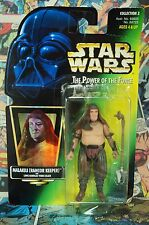 1997 Star Wars Power of the Force Malakili (Rancor Keeper) with Long-Handled Vib