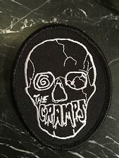 """The Cramps 1980 """"Skull"""" Patch - The Real Poison Ivy's patch !"""