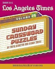 The Los Angeles Times: Los Angeles Times Sunday Crossword Puzzles Vol. 25 by...