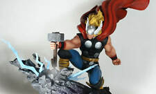 SKETCHED & Signed By Randy BOWEN THOR STRIKE Down STATUE Avengers SIDESHOW Bust
