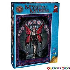 Mystic Muses Aracnafaria Holdson Jigsaw Puzzle 1000 Piece Anne Stokes Collection