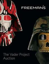 FREEMAN'S THE VADER PROJECT AUCTION CATALOG DARTH HELMET ART