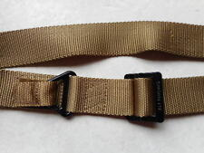 COYOTE TAN / DESERT CQB RIGGER RIGGERS COMBAT BDU COMBAT TROUSERS BELT new M XL