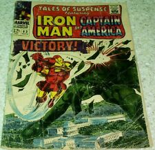 Tales of Suspense 83, 1966 Ironman! Cheap!