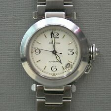 Cartier  Pasha 'C, Automatic Watches Stainless Steel Midsize 35mm