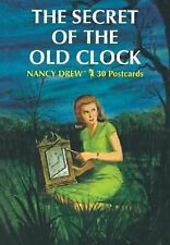 Nancy Drew 30 postcards Postcard Box The Secret of the Old Clock Cards