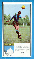 CALCIATORI STELLA anni 60 - Figurina-Sticker - ARISTIDE GUARNERI - INTER -New