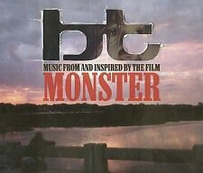 Music from and Inspired by the Film Monster by BT (CD, Mar-2004, DTS...