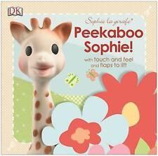 Sophie la girafe: Pe (Board Book)  BOOK NEW