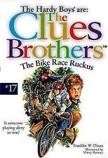The Bike Race Ruckus (Clues Brothers)