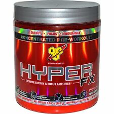 BSN Hyper FX Pre-Workout GRAPE