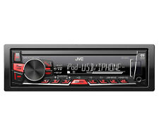 Estéreo Para Auto Jvc KD-X220 Mechless Usb/Aux Frontal En Ipod Iphone-Restaurada