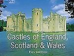 Castles of England, Scotland & Wales Country Series)