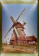 CPA Germany Gross Stieten Windmühle Windmill Moulin a Vent Molin Wiatrak w80