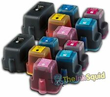 12 Compatible HP 8250 PHOTOSMART Printer Ink Cartridges