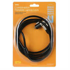 New Notebook Laptop Security Cable Combination Portable Lock 1.8m(70.8 inch)