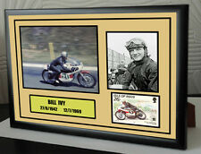 "Bill Ivy 2 Framed Canvas Signed Tribute's "" Great Gift "" 1 £15.99 2 for £22.99"