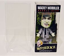 5 Box Protectors For WACKY WOBBLERS  Medium 2nd Wave Size Only!  Please Read!!