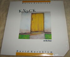 Rare KAREN ASHBROOK & DAVID KORNBLUM Knock on the Door VINYL LP record NEAR MINT
