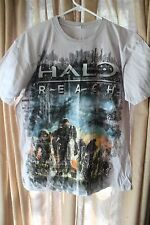 Halo Reach Best Buy Release NYC Times Square Shirt NWOT XL