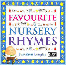 Favourite Nursery Rhymes (Collins Picture Lions),GOOD Book