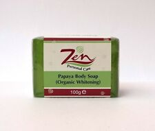 PAPAYA BODY LIGHTENING SOAP BY ZEN PERSONAL CARE PACK 10
