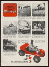 1971 Rupp Ruppster dune buggy Sportsbuggy photo ad