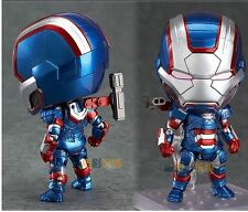 "Nendoroid 392# Avengers Iron Man Mark7 Hero's Edition 4"" Action Figure Gift"