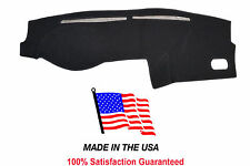 1998-2002 Toyota Corolla Black Carpet Dash Cover Dash Board Mat Pad TO44-5