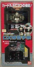 Special Police Winspector Dedicated DX Handbook Bandai 1990 NIB Rare!
