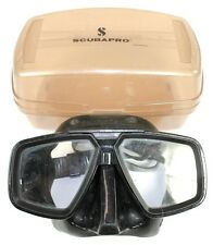 Scubapro US Divers Navy Seal NSW Technisub LOOK Goggles Black DEVGRU SWCC