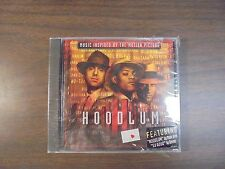 """NEW SEALED CD """"Hoodlum""""  Motion Picture Sound track  (G)"""