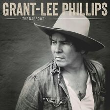 GRANT-LEE PHILLIPS : THE NARROWS   (CD) Sealed