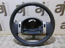 MINI COOPER 1.6 PETROL 2002 STEERING WHEEL