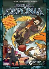CHAOS ON DEPONIA - Steam chiave key - Gioco PC Game - ITALIANO - ROW