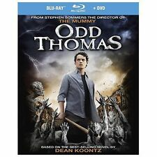 Odd Thomas Blu-ray, Willam Dafoe, 50 Cent, Patton Oswalt