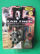 "Captain James T. Kirk in Space Suit  Star Trek ""Generations"" 4.75"" Action Figure"
