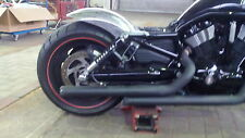 Harley Davidson V-Rod Night Rod Muscle Heckfender Metall Heckumbau 2008-2016