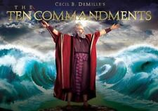 The Ten Commandments [Numbered Limited Edition Boxed Set] (6-Disc DVD & Blu-ray