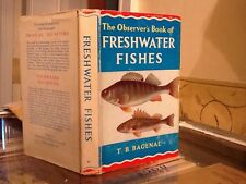 Observers book of freshwater fishes 1970