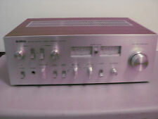 Yamaha, CA-610 II, Natural Sound, Integrated Stereo Amplifier