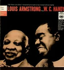 Armstrong Louis, Plays W.C.Handy, early CBS 52067 Mono LP