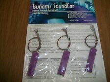 Soundtraxx Soundcar Sound Decoder NEW !!  829110 3 pack  Bob The Train Guy