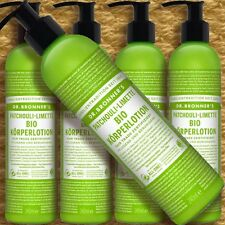 Dr. Bronner's Magic Body Lotion Patschouli Limette 237ml Naturkosmetik Bio Fair