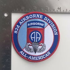 US ARMY 82ndt AIRBORNE DIVISION COMMEMORATIVE PATCH