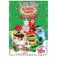 Yo Gabba Gabba: A Very Awesome Christmas Special (DVD, 2013)