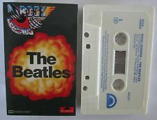 THE BEATLES ROCK LEGENDS SERIES RARE AUSTRALIAN RELEASE CASSETTE TAPE