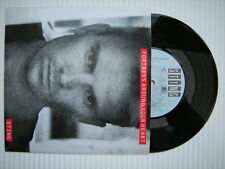 Sting - Fortress Around Your Heart / Shadows In The Rain, A&M AM286 Ex A1/B1