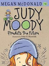 Judy Moody Predicts the Future (Book #4)-ExLibrary